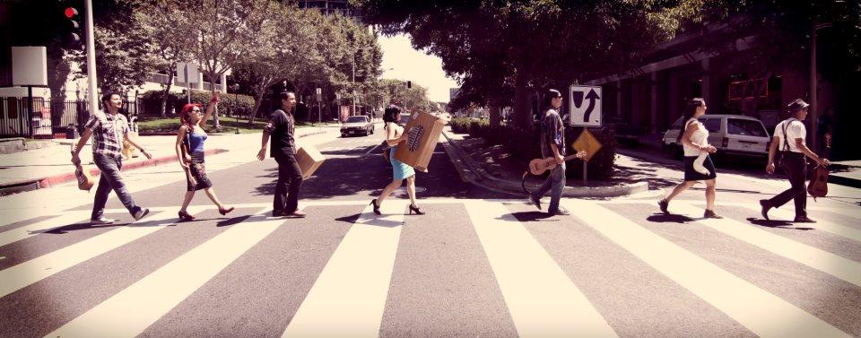 Las Cafeteras: Local Band We Love