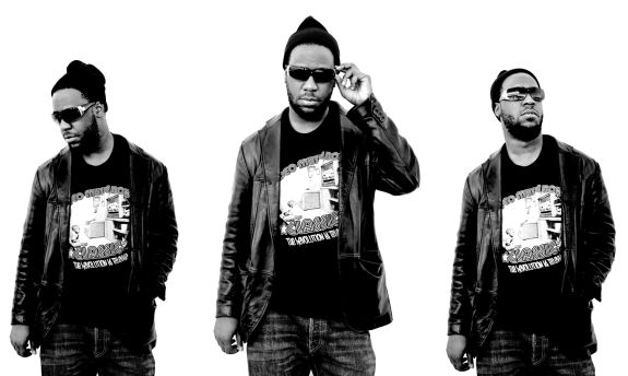 Robert Glasper by Brian Lowe