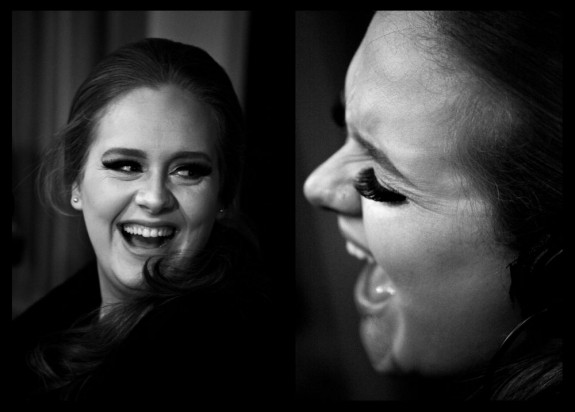 Adele by Larry Hirshowitz