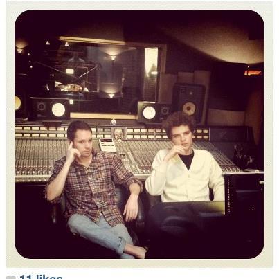 RHYe in studio_n