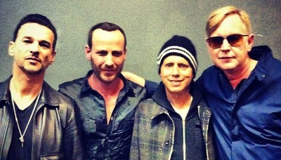 depeche mode and jason bentley