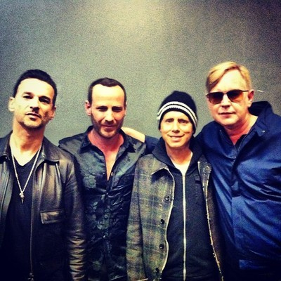 depeche mode with jason bentley sxsw