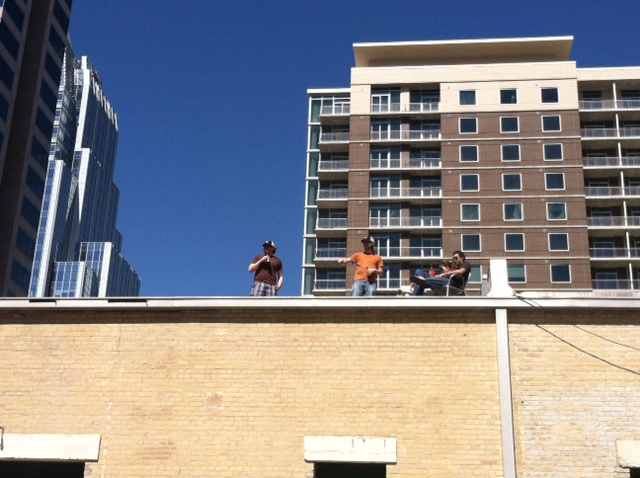rooftop watchers