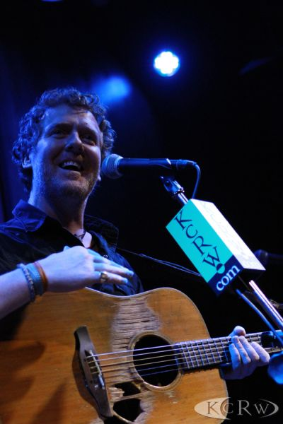 Glen Hansard by Jeremiah Garcia at The Sayers Club