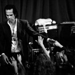 NIck Cave hands audience 01 sm