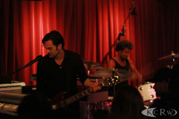 Dean Fertita and Jon Theodore by Jeremiah Garcia