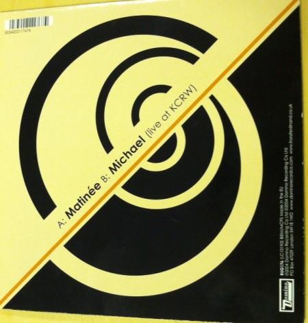 FF vinyl