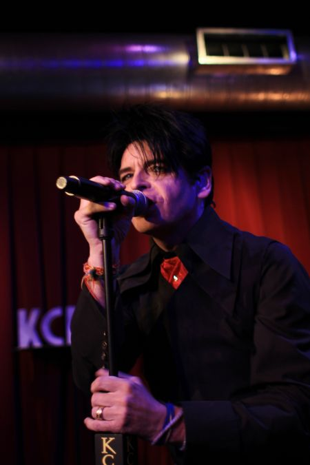 KCRW's Apogee Sessions featuring Gary Numan hosted by Jason Be