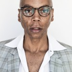 RuPaul at KCRW by Larry Hirshowitz