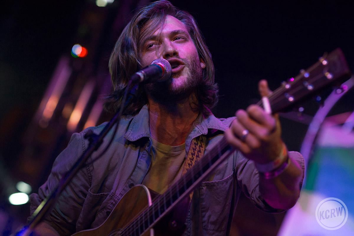 Jamestown Revival's folk-tinged gospels fit right in with the Austin crowd
