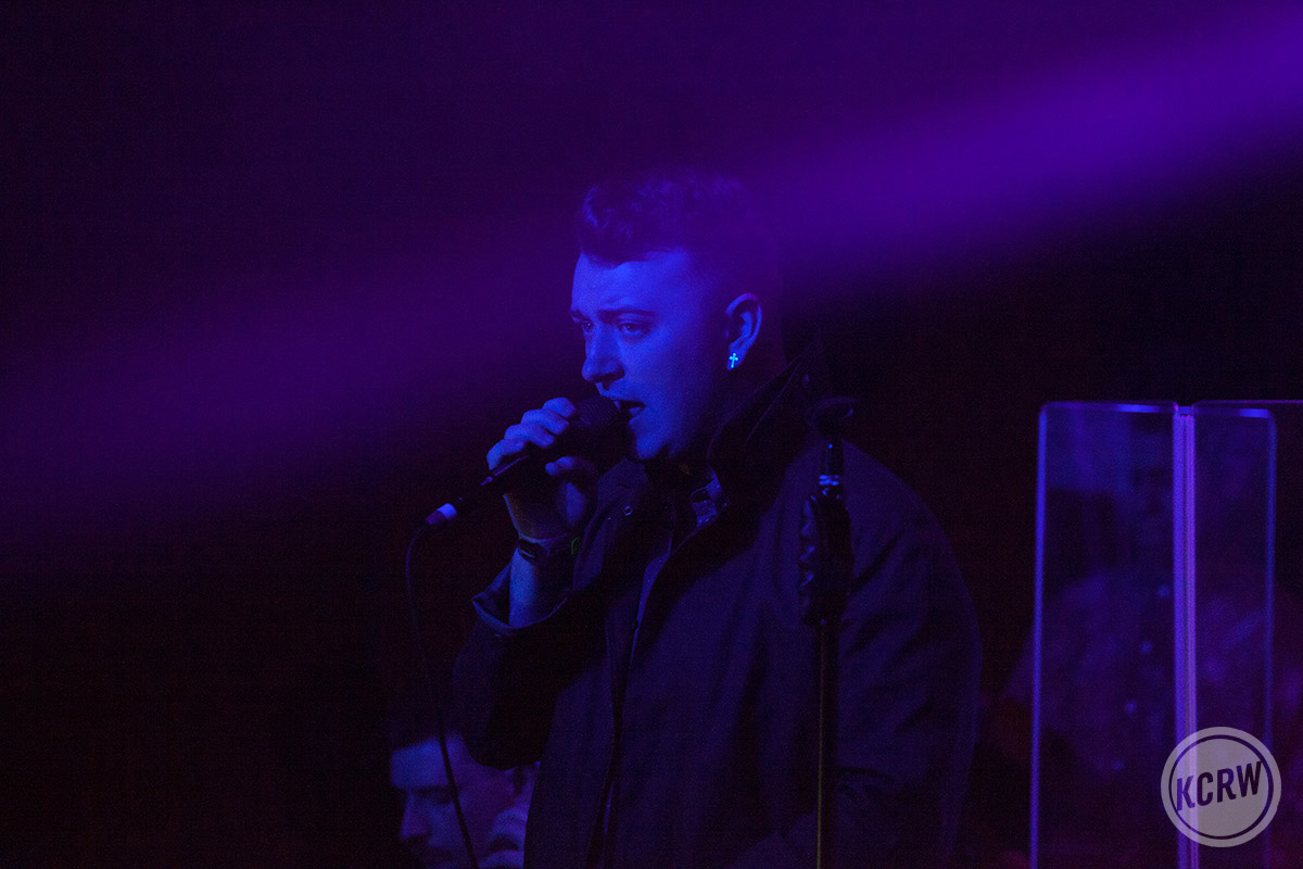 UK up-and-comer Sam Smith entrances the crowd at SXSW.
