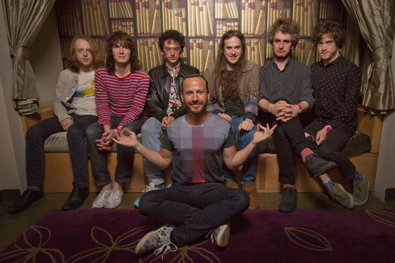 KCRW's Apogee Sessions featuring MGMT hosted by Jason Bentley-