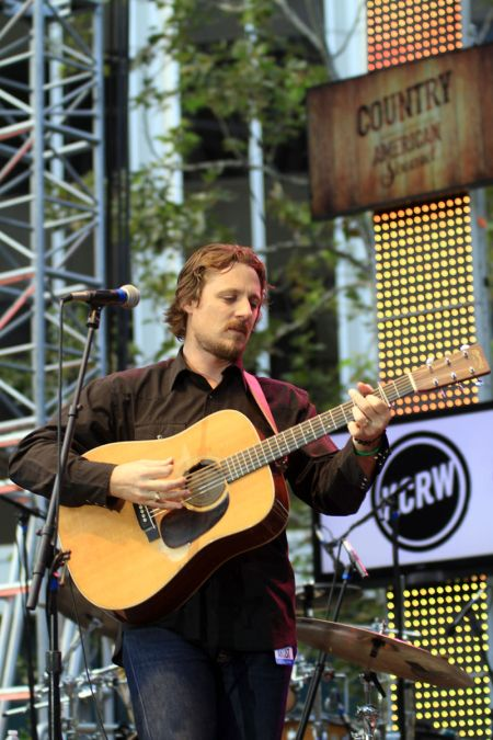 Sturgill Simpson by Jeremiah Garcia