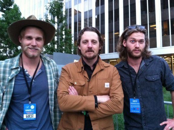 Sturgill and Jamestown Revival, playing Country in the City on July 26!