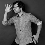 Jemaine Clement by Larry Hirshowitz
