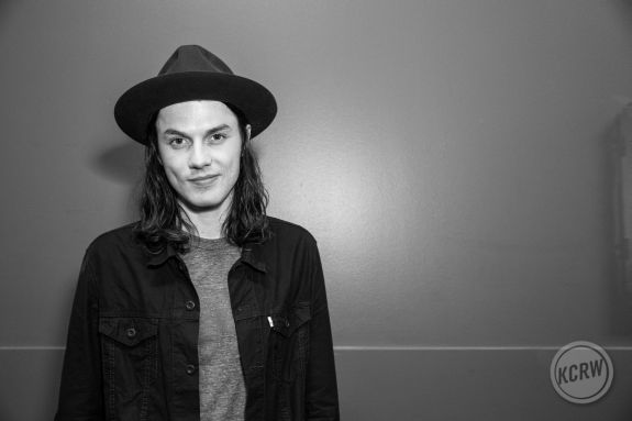 This handsome gent kicked off our day showcase. James Bay by Ivy Augusta