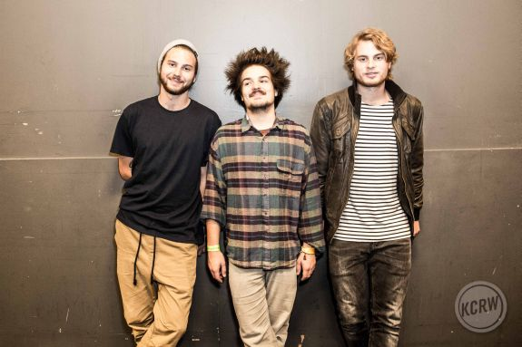 Milky Chance portrait by Ivy Augusta.