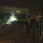 The line at Berghain