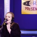 Adele at KCRW in 2011