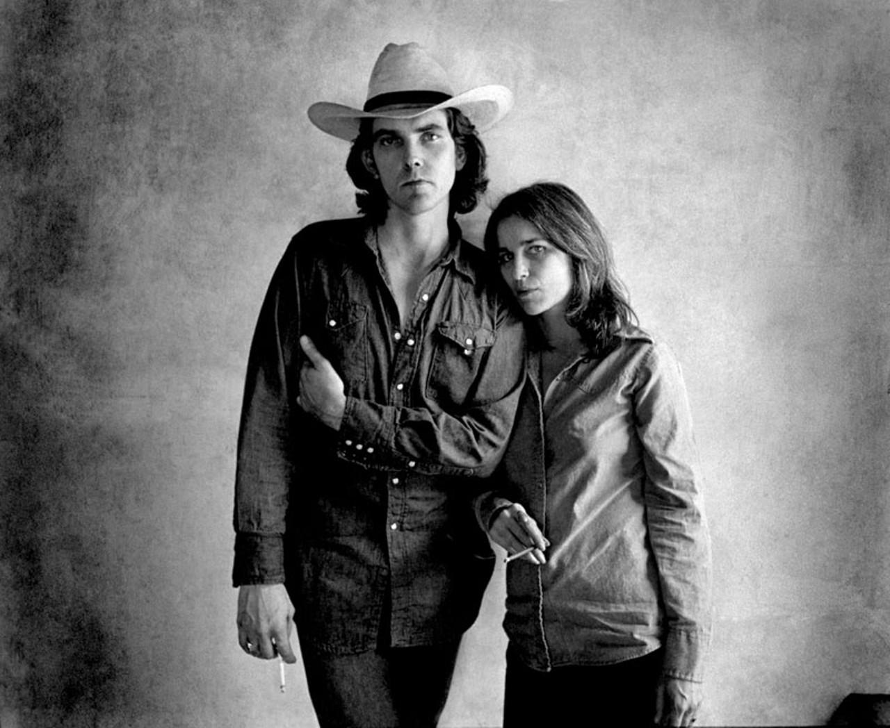 Guy Clark and Susanna