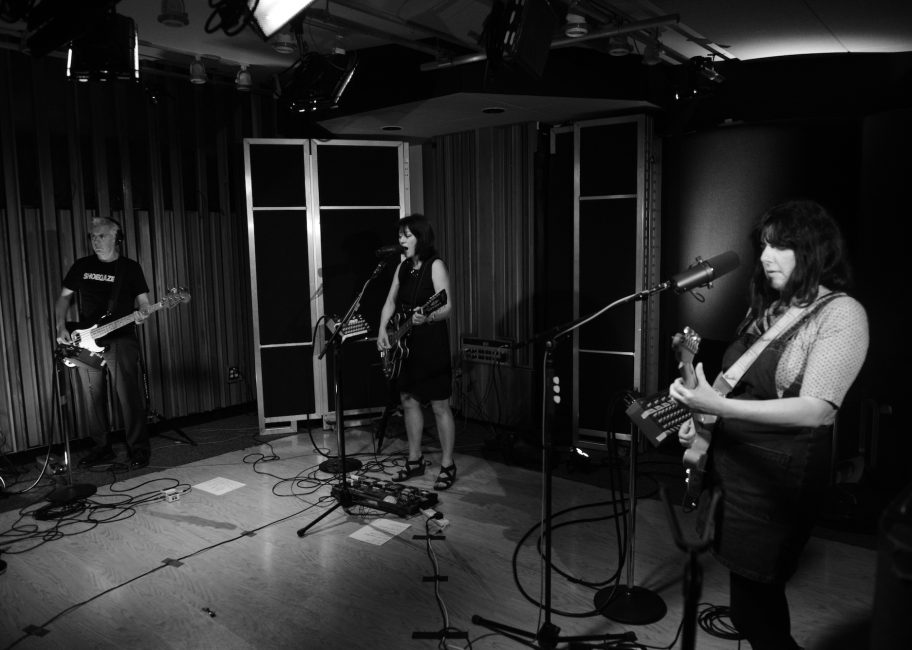 Lush's First U.S. Radio Performance in 20 Years for KCRW Was a Very Big Deal