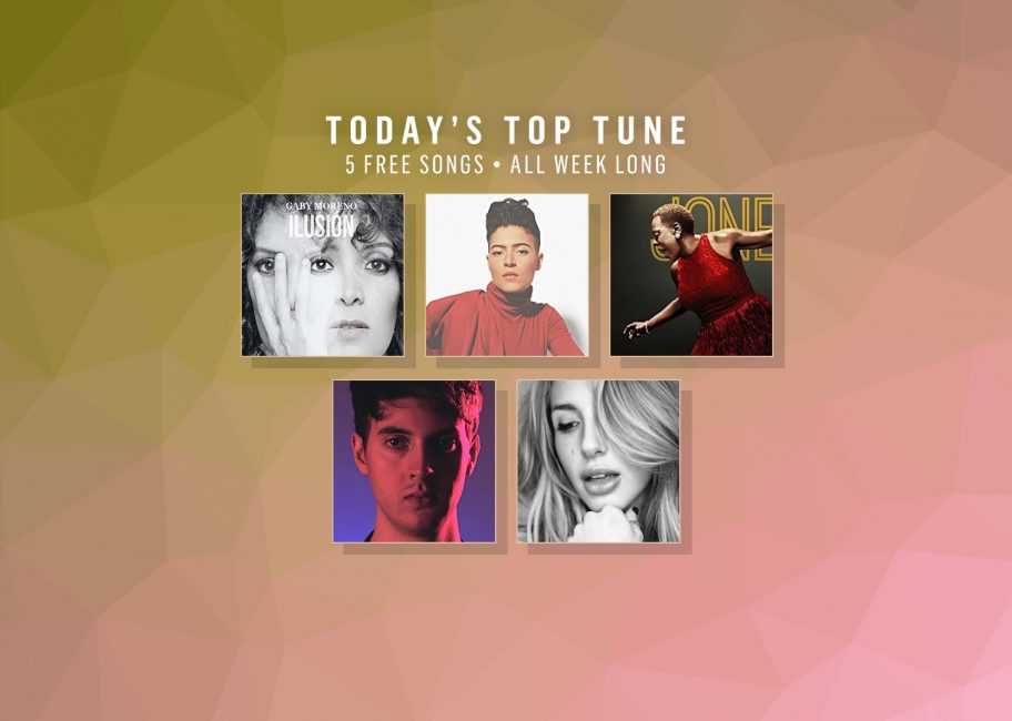 Week Ahead – Today's Top Tune 9.19 – 9.23.16