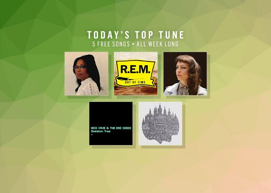 Week Ahead –  Today's Top Tune 9.26 – 9.30.16