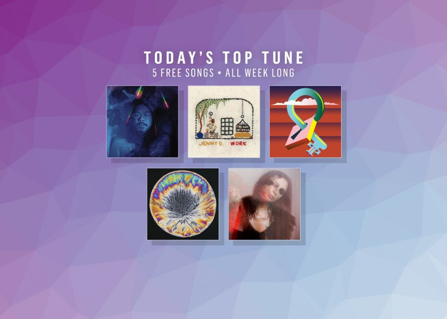 Week Ahead Today's Top Tune 10.24 – 10.28.16