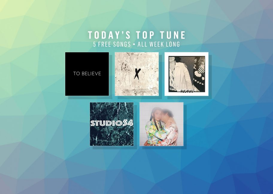 Week Ahead- Today's Top Tune 11.28 – 12.2.16