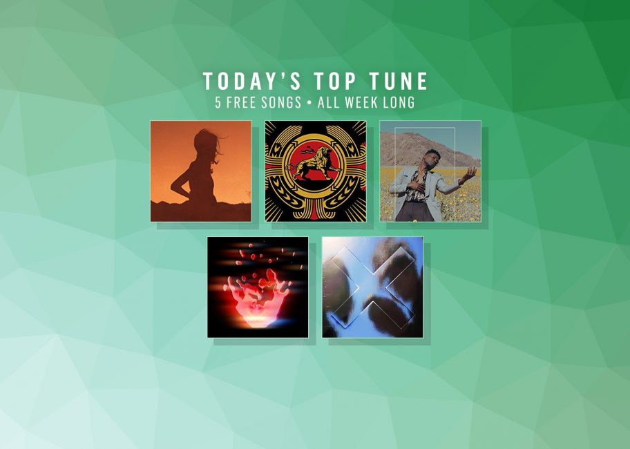 Week Ahead – Today's Top Tune 12.5 – 12.9.16