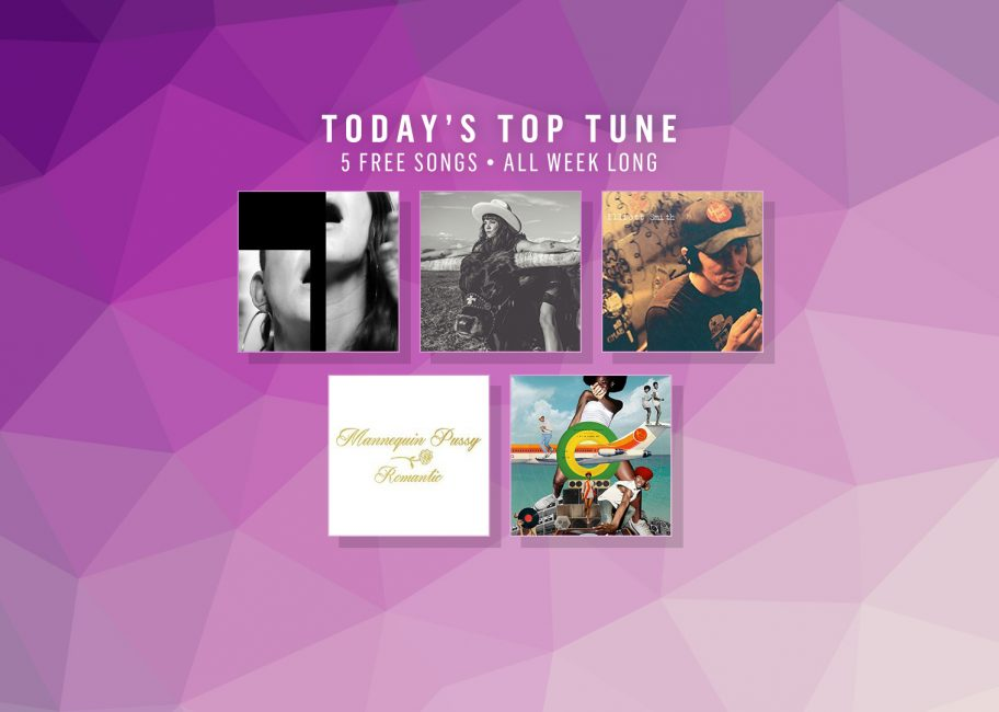 Week Ahead – Today's Top Tune 1.16 – 1.20.17