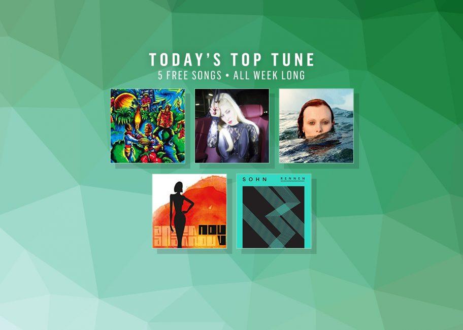 Week Ahead Today's Top Tune 1.23 – 1.26.17