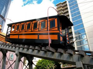 Angels Flight in 2008 by Rich Alossi