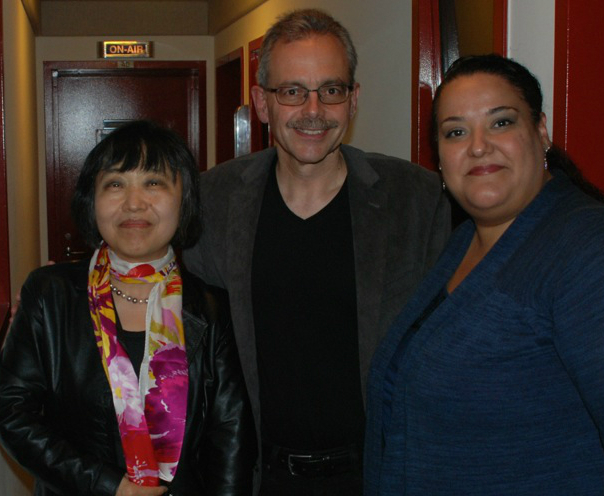Kyeyoung Park, Manuel Pastor, Martha Arevalo