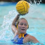 U.S. Olympic water polo player Courtney Mathewson, from UCLA.