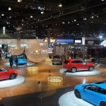 The L.A. Auto Show runs from November 30 to December 9 with all of the world's major automobile manufacturers represented. There are larger shows, but the car makers like displaying their automotive eye candy i in a city with such a connection to car culture and driving.