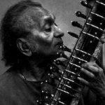 Ravi Shankar by Larry Hirshowitz