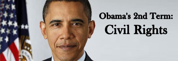ObamaSecondTerm Civil Rights