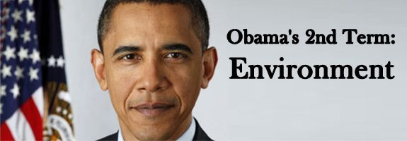 ObamaSecondTerm Enviroment