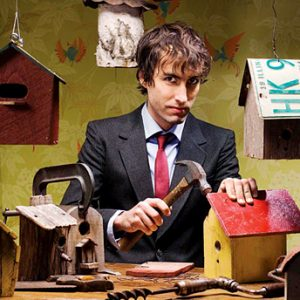 Musician and composer Andrew Bird