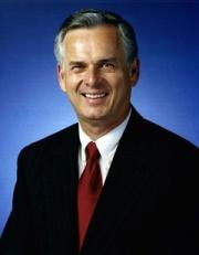 James Hahn, former mayor of LA