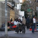 L.A.'s skid row neighorhood is home to one of the largest populations of homeless people in the United States. Poor sanitation and residents' lack of access to health care, make its streets fertile ground for communicable diseases like TB.