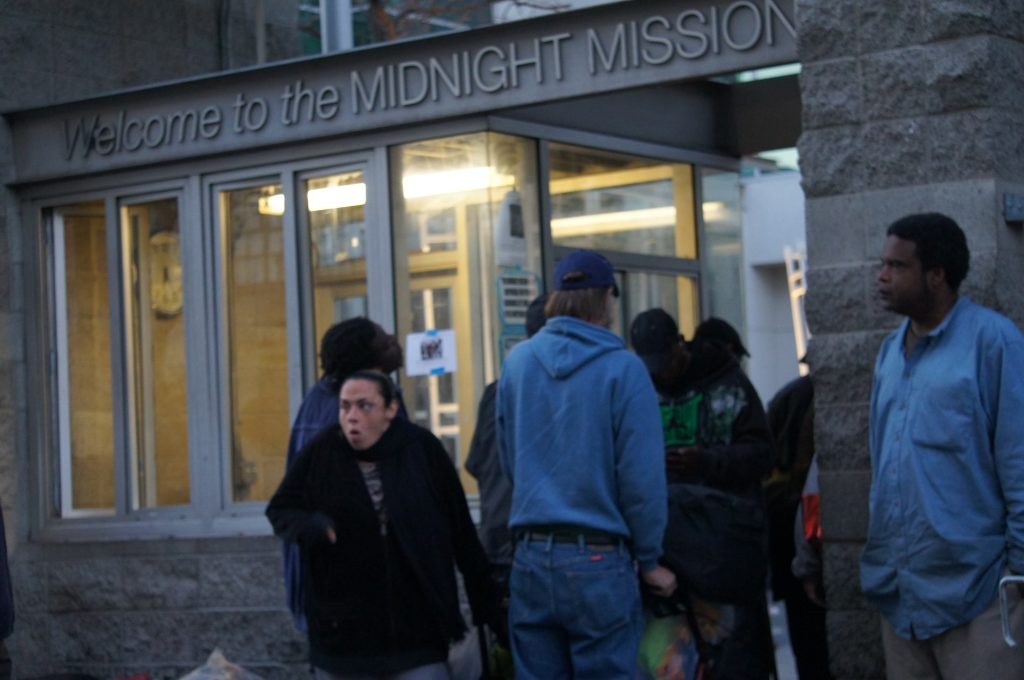 Public health officials are recommending that those who work with the homeless in shelters and social service agencies also take precautions and think about getting tested.