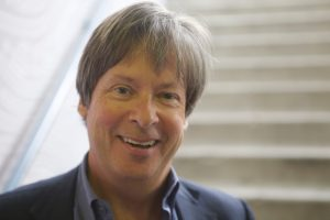 Humor writer Dave Barry. Photo by Gregg Lewis.