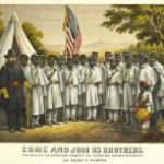 Soldiers-at-Camp-William-Penn_
