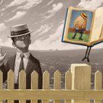 """""""The Fantastic Flying Books of Mr. Morris Lessmore"""""""