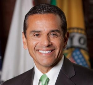 LA Mayor Villaraigosa