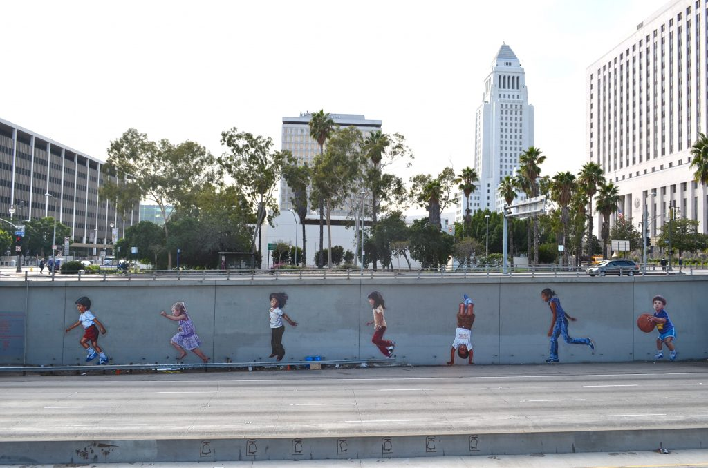 LA Freeway Kids  Photo by Ian Robertson-Salt