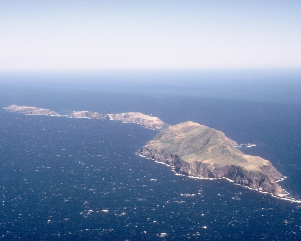 The Channel Islands (Photo via NPS)