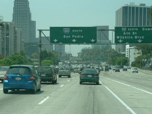 Recent tolls on the 110 are slowing things down for some